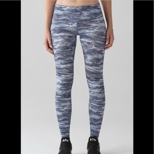 Lululemon full length HR luxtreme leggings